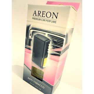 AREON - Premium Car A/c Vent Air Freshener Perfume -Anti Tobacco