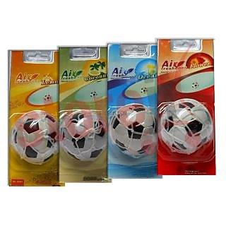 Football Car Air Freshener Perfume