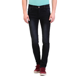 TAG 7 Stretch Cotton Jeans For Men