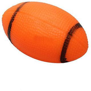 Futaba Rugby Ball Shape Chew Toy