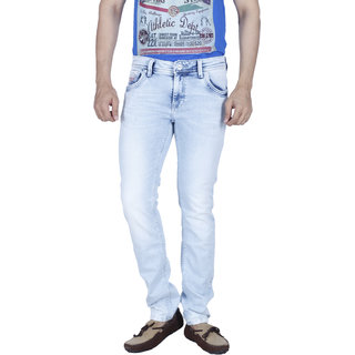 Integriti Cotton Blue Jeans For Mens