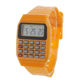 Brandedking calculator watch