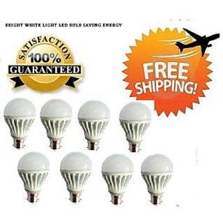 5Watt LED bulb Power Saver Set OF 8 Pcs