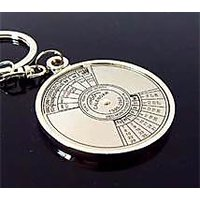 50 Years Keychain Calendar - Best Product for Gifting