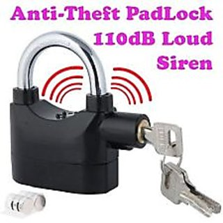 Alarm lock With Siren, Security, Unbreakable