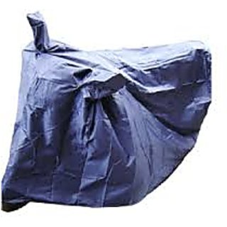 r15 bike cover- BLACK/BLUE