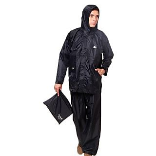 Rain Suit with carry bag ( Premium Quality )