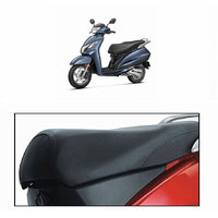 Seat Cover for HONDA ACTIVA 125 Scooty -Black