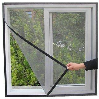 Buy 6x5 Sqft Diy Fiber Mosquito Mesh Net For Steel Framed Windows