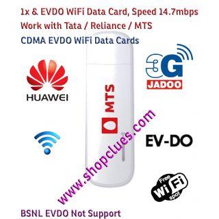 Unlock - Huawei EC315 Import wifi Modem Data Card - Speed 14.7mbps work any OMH