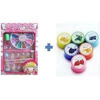 Buy Very Cute Nail Art Kit  Get Nail Polish Remover Free