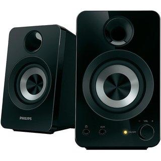 Philips SPA1260/12 Multimedia Speakers 2.0 Laptop Speakers