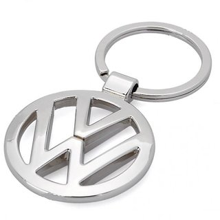 Discount pack of 10 pcs Volkswagen Emblem Keychain car Accessories