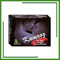 Alembic Pharma's Kamroz Capsules Pack Of 6x2=12 Capsules (Concealed Shipping)