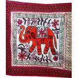 Kacchi Handmade Pillow Covers - 5 Pcs (Handmade Embroidered)
