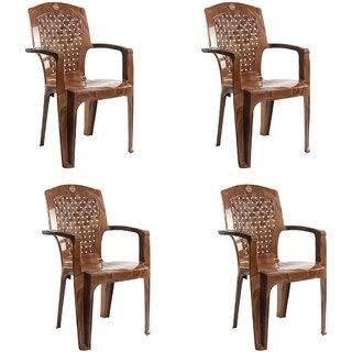 Cello Aristo High Back Chair -Set Of 4