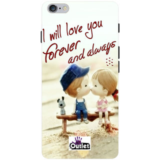 HI5OUTLET Premium Quality Printed Back Case Cover For Apple iPhone 4S/4G Design 59