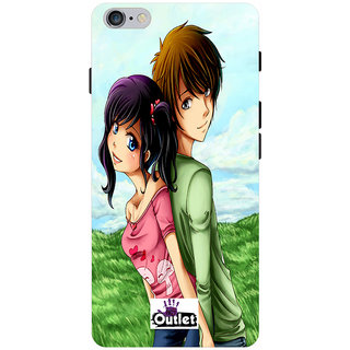 HI5OUTLET Premium Quality Printed Back Case Cover For Apple iPhone 4S/4G Design 69
