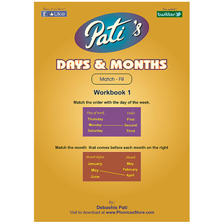 Days And Months 1