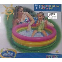 Intex Inflatable Baby Swimming Pool (3410)