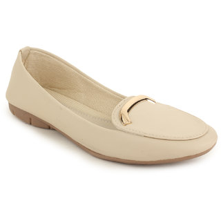 N-Gal  My Women Beige Casual Shoe