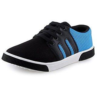 Blue Casual Shoe