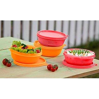 Tupperware Buddy Bowls-SET OF 2 pieces