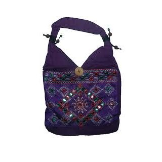 Traditional Vintage Ethnic Handmad Bag
