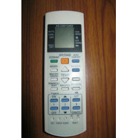 Compatible Panasonic Invertor Air Conditioner AC Remote Control NO.00B2900