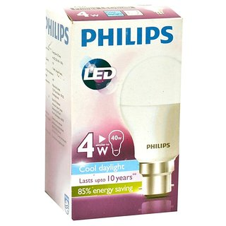 Philips LED Bulb 4W B22 CDL