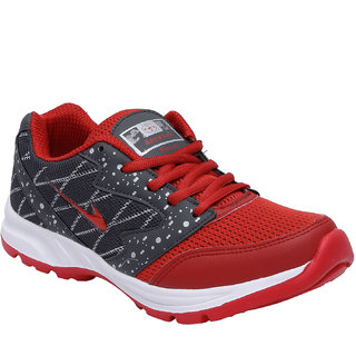 Aero Mens Red Training Shoes