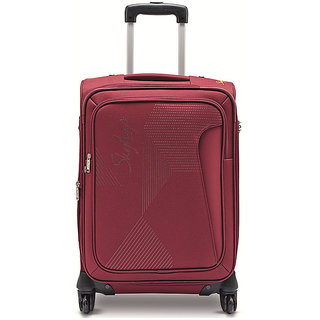 895399b52 Buy Skybags Bloom 4W Exp Strolly 55 Wine Red Online   ₹7400 from ...