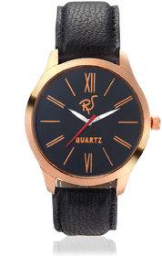 Rico Sordi mens leather watch(L79)