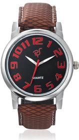 Rico Sordi mens leather watch(L92)