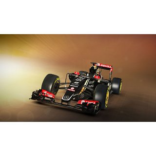 Car Lotus E23 Formula 1