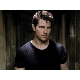 MNTC Tom Cruise Hollywood Star Poster (Paper Print Size 12x18 inch)