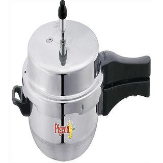 Pigeon Deluxe Senior Pan 6 lit Pressure Cooker