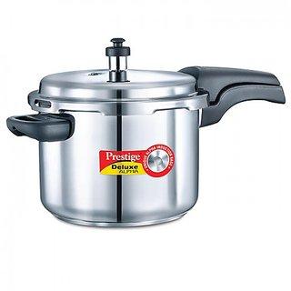 Prestige Deluxe Alpha 6.5 lit Pressure Cooker