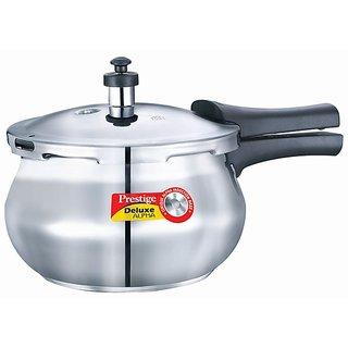 Prestige Deluxe Alpha Handi 4.4 lit Pressure Cooker