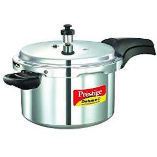 Prestige Deluxe Plus 5 lit Pressure Cooker