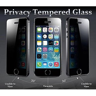High Quality Anti Spy Privacy Screen Guard Tempered Glass for IPhone 6 plus +