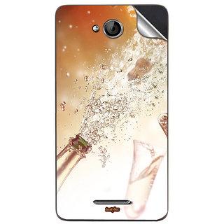 Instyler Mobile Sticker For Panasonic Eluga A