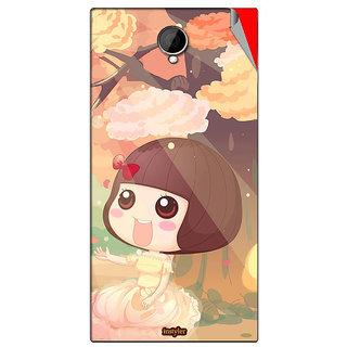 Instyler Mobile Sticker For Panasonic Eluga I