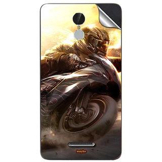 Instyler Mobile Sticker For Panasonic Eluga Arc