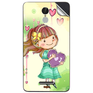 Instyler Mobile Sticker For Panasonic Eluga Arc