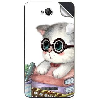 Instyler Mobile Sticker For Panasonic Eluga S Mini
