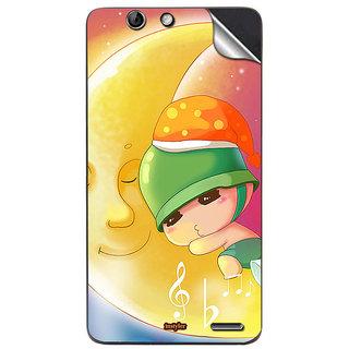Instyler Mobile Sticker For Panasonic Eluga U