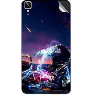Instyler Mobile Sticker For Panasonic Eluga Z