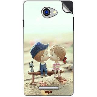 Instyler Mobile Sticker For Panasonic P55