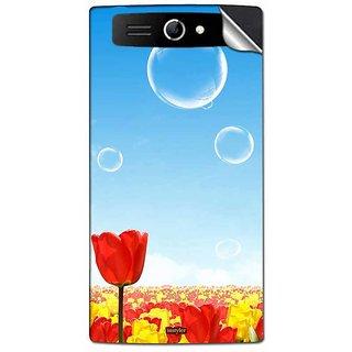 Instyler Mobile Sticker For Panasonic T9